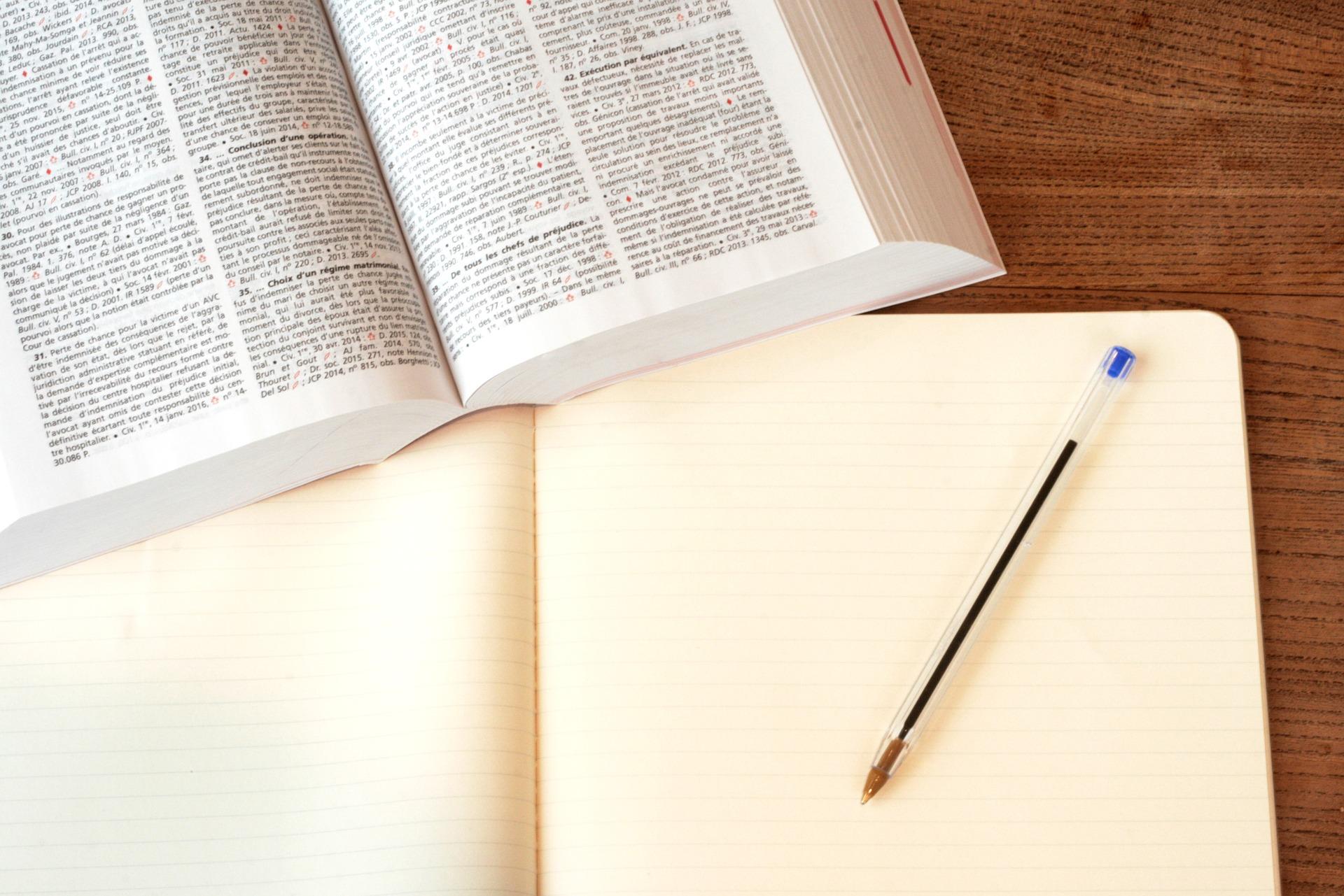 Skrivetips for deg som skal bli advokat